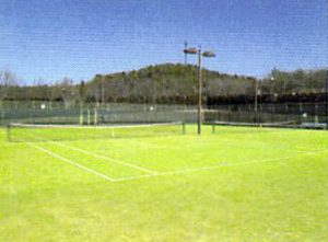 共栄テニスコート