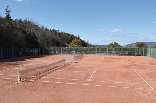 星ヶ台第2テニスコート