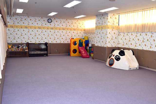 幼児体躯室